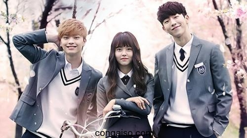 Phim học đường Hàn