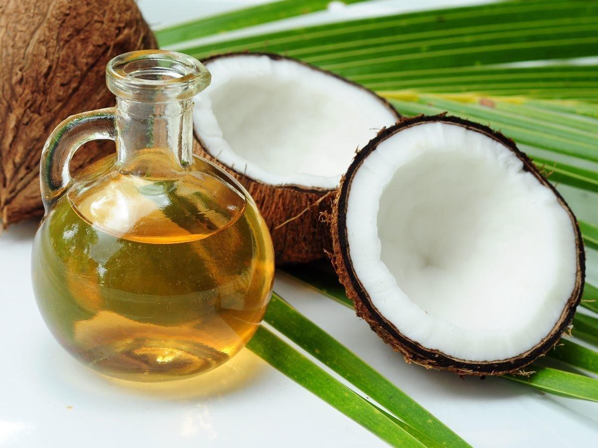 Tác dụng làm đẹp của dầu dừa