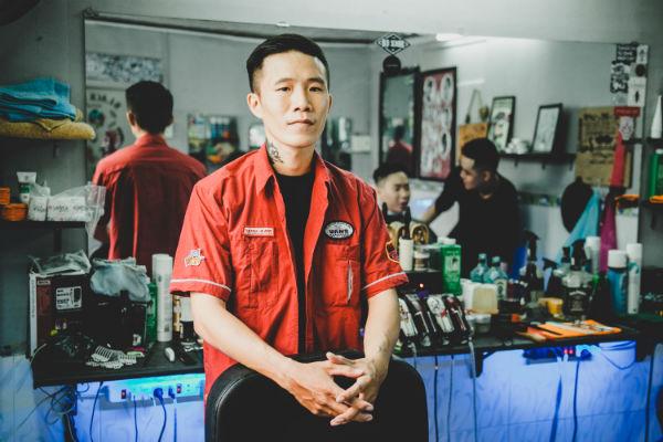 Cắt tóc Undercut tại Sài Gòn