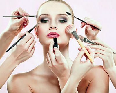 Học make up