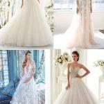 Bí kíp chọn váy cưới theo dáng người cô dâu nào cũng nên đọc