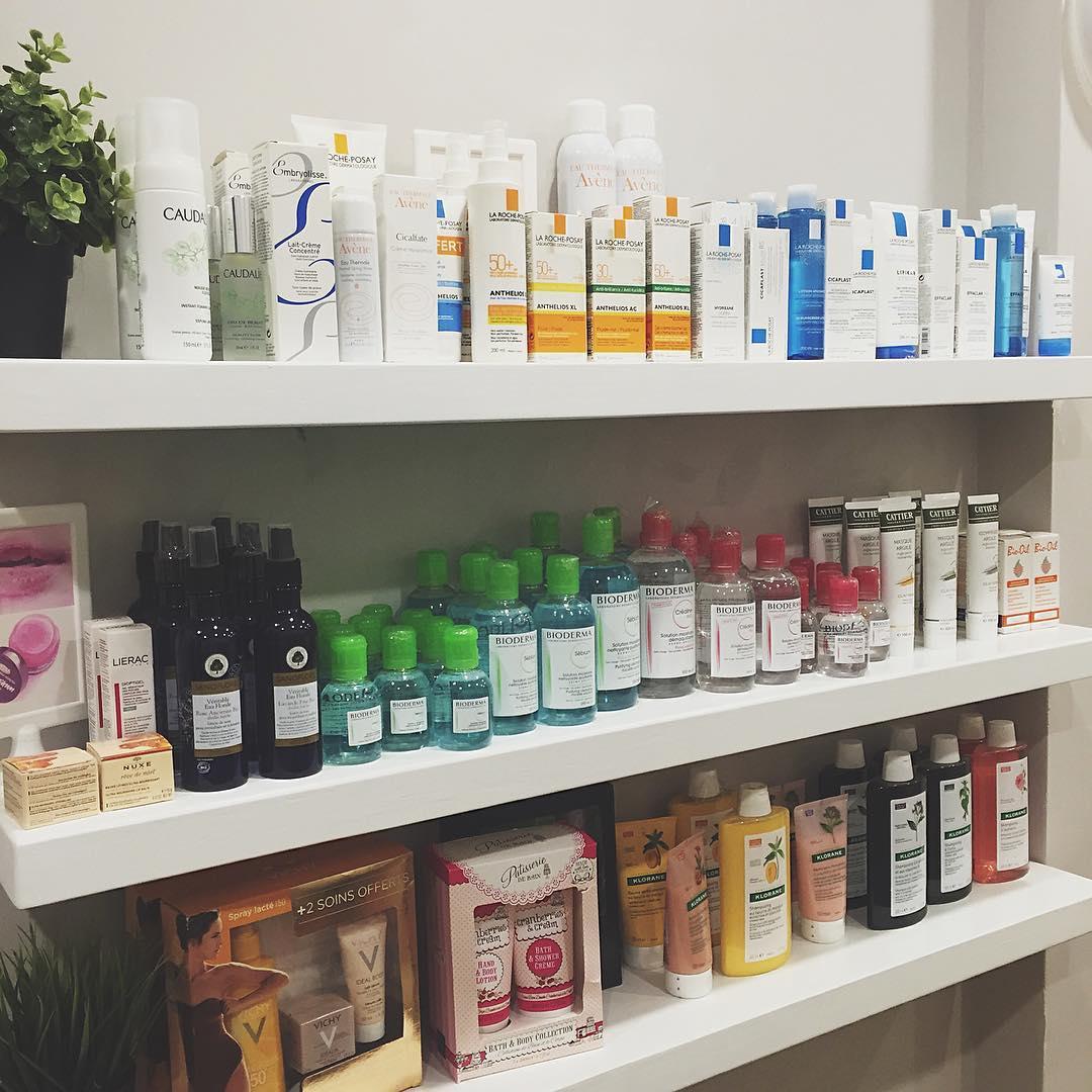 Shop mỹ phẩm nổi tiếng trên instagram ở Hà Nội