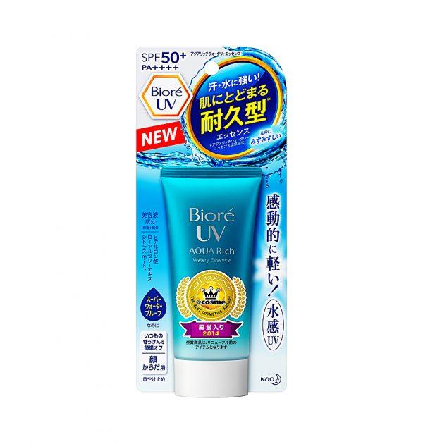 kem-chong-nang-biore-aqua-rich-watery-essence-mau-moi-2017