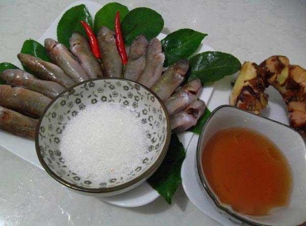 Cá bống kho riêng món ăn mang hương vi truyền thống