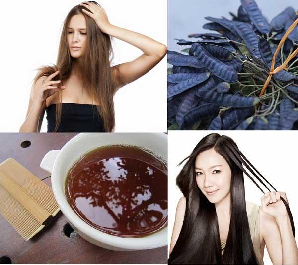 Cách điều trị rụng tóc sau sinh tại nhà bằng bồ kết