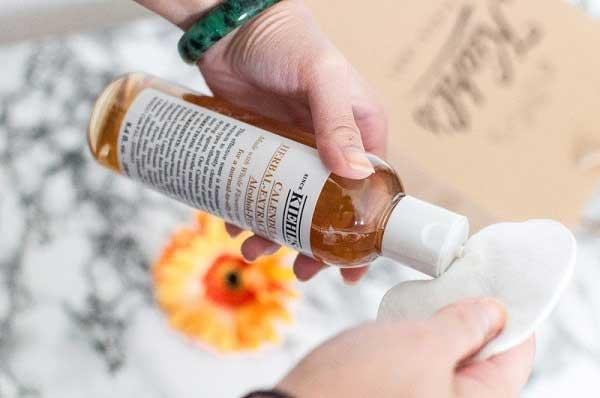 Nước hoa hồng Calendula Herbal Extract Toner