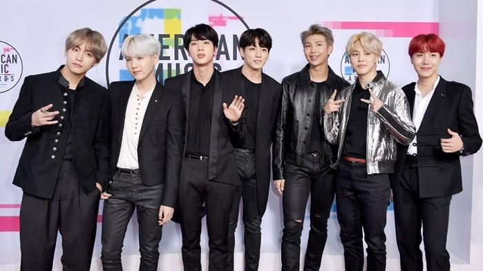 Mục tiêu năm 2018 của BTS: Thâu tóm toàn bộ bảng xếp hạng, lễ trao giải của Mỹ