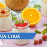 Cách làm sữa chua dẻo mịn, thơm ngon cực đơn giản