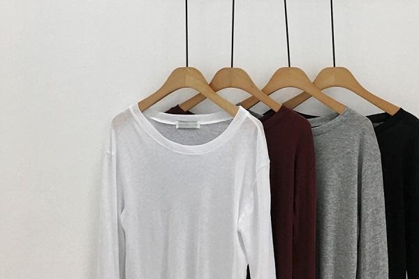 áo thun nữ trơn 10