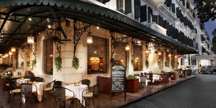 Vẻ đẹp hoài cổ, sang trọng của khách sạn Metropole Hà Nội (Ảnh sưu tầm)