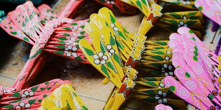 Những con chuồn chuồn tre đủ loại màu sắc (Ảnh sưu tầm)