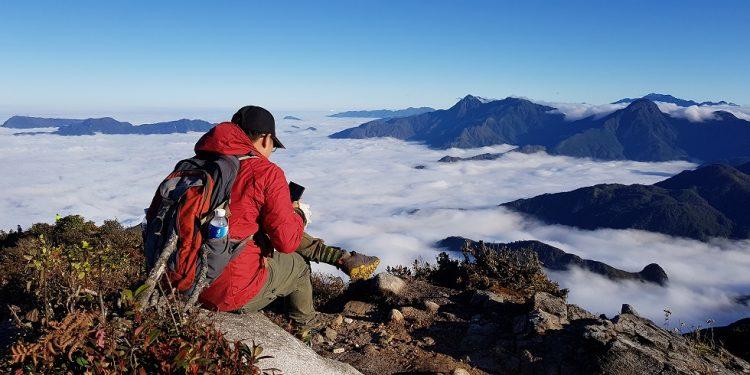 Những hình ảnh đẹp nhất trên đỉnh Bạch Mộc Lương Tử (Ảnh sưu tầm)