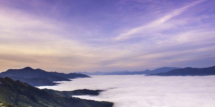 Đến Sìn Hồ để cảm nhận mây trôi qua từng kẽ tay (Ảnh sưu tầm)