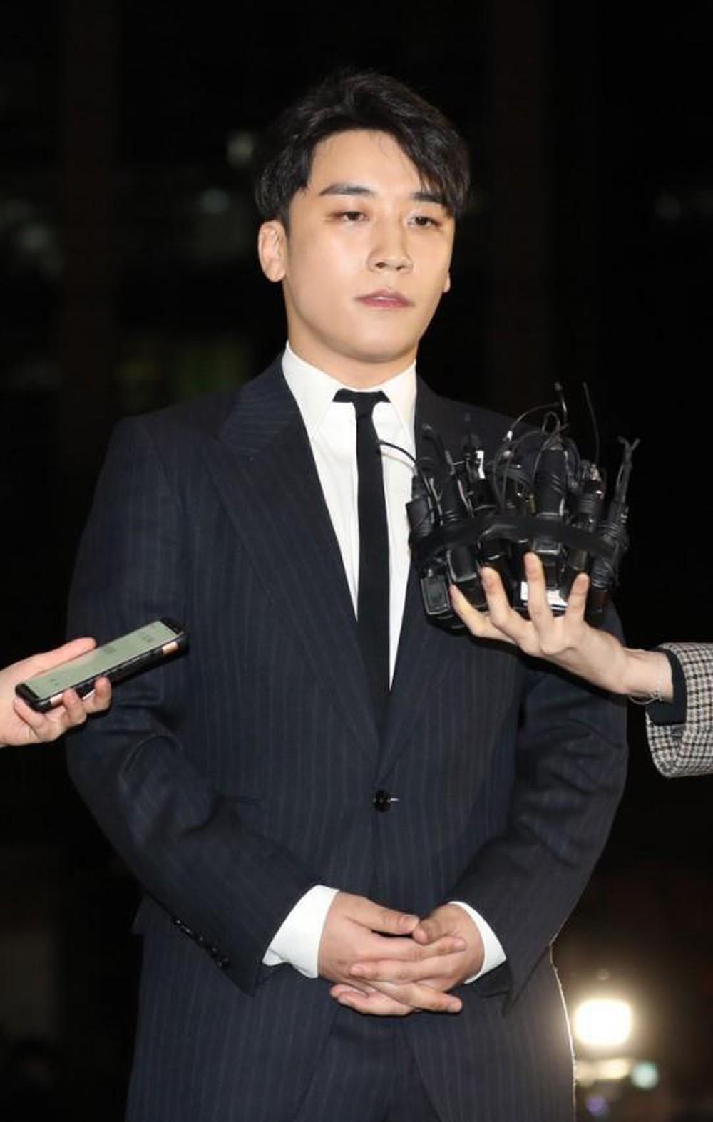 Thực hư thông cáo Seungri vô tội từ phía cảnh sát Hàn