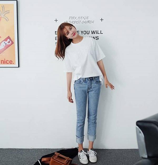mẫu áo thun nữ đẹp 2019 1