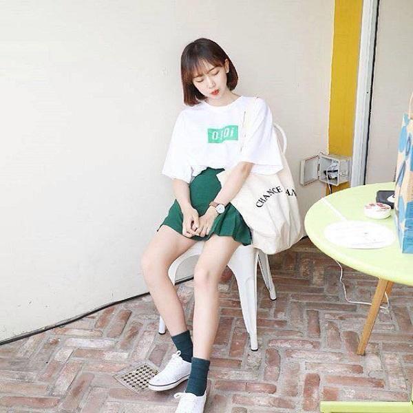 mẫu áo thun nữ đẹp 2019 4