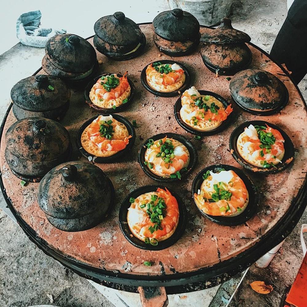 Bánh Tôm Hà Nội (Ảnh sưu tầm)