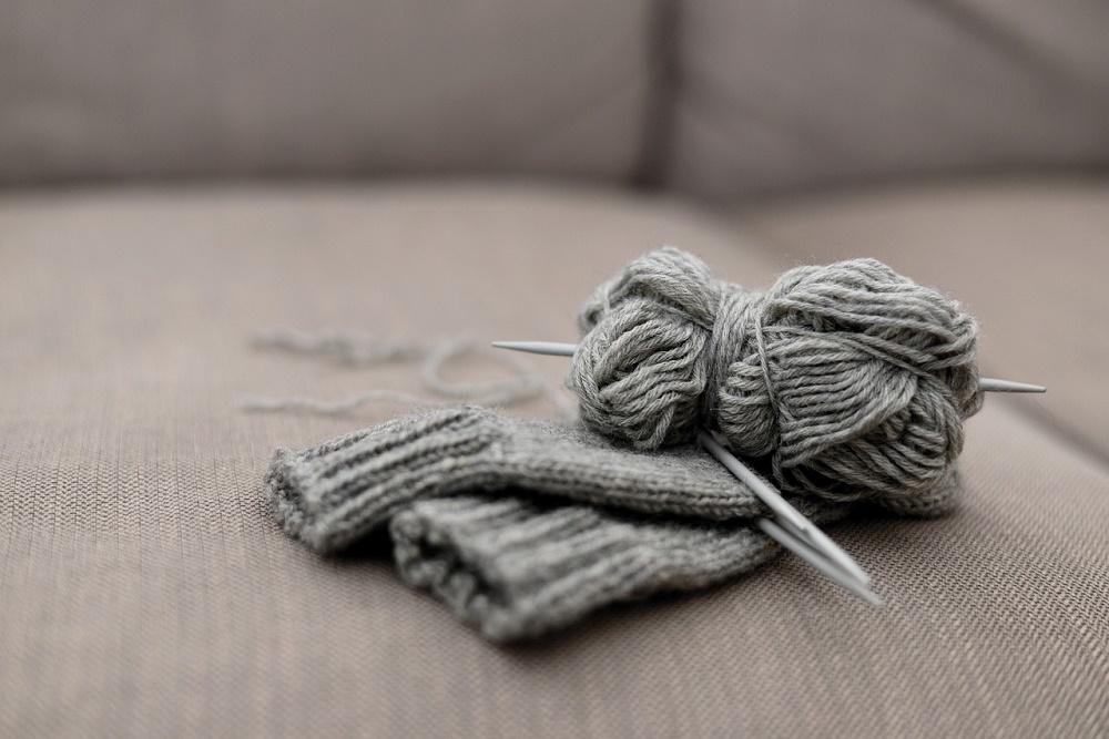 Cách móc khăn quàng cổ bằng len