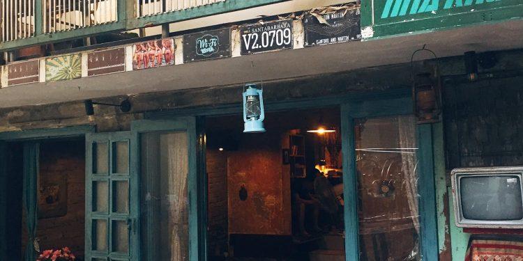 Những bức ảnh cực ảo diệu tại các quán cafe nhạc Trịnh (Ảnh sưu tầm)
