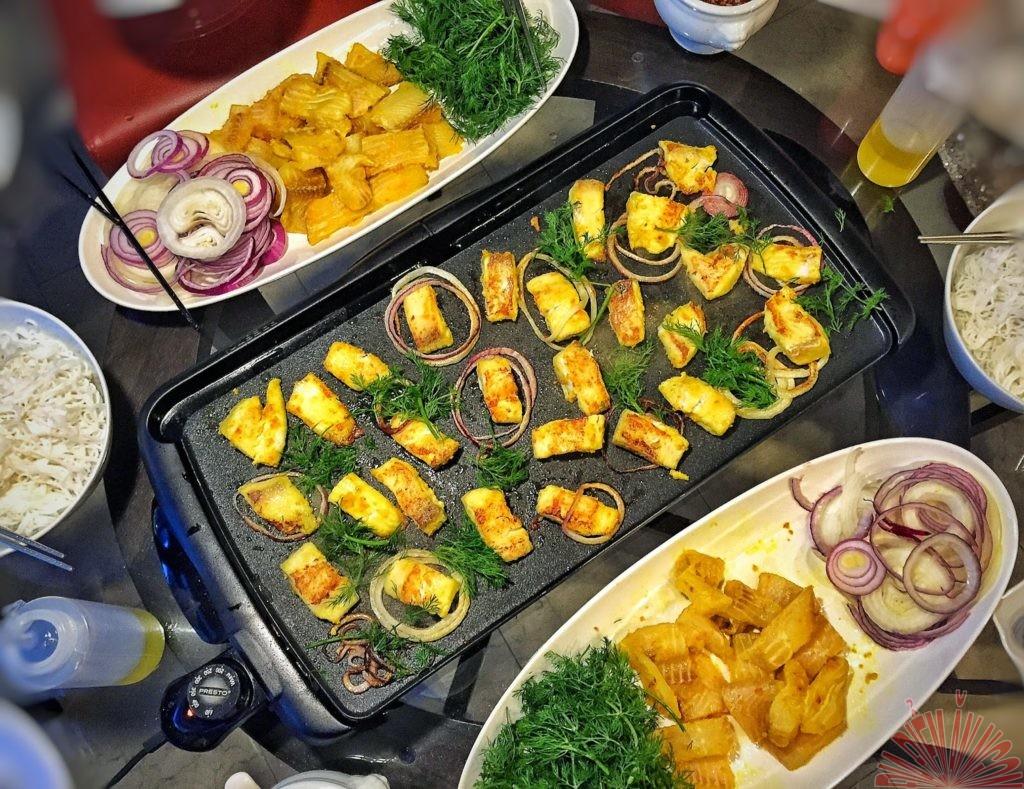 Chả cá món ăn yêu thích của thực khách tứ phương (Ảnh sưu tầm)