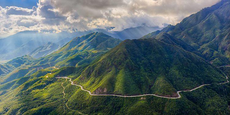 Cung đường Nghĩa Lộ- đèo Khau Phạ - Mù Cang Chải (Ảnh sưu tầm)