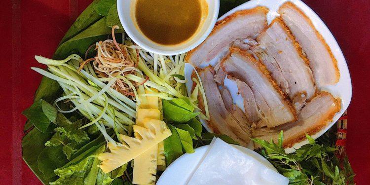 Ẩm thực Hà Nội cho những bữa trưa nóng bức (Ảnh sưu tầm)