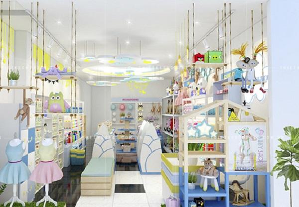 kinh doanh thời trang trẻ em 2