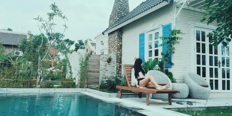 Những căn biệt thự siêu xinh tại Family Resort Ba Vì (Ảnh sưu tầm)
