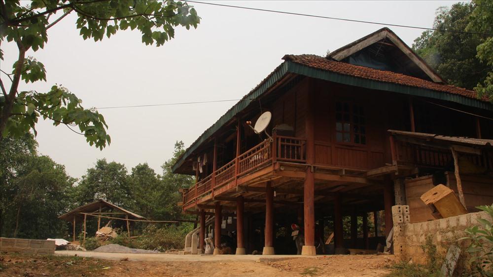 Kiến trúc dân tộc vùng núi phía Bắc 29