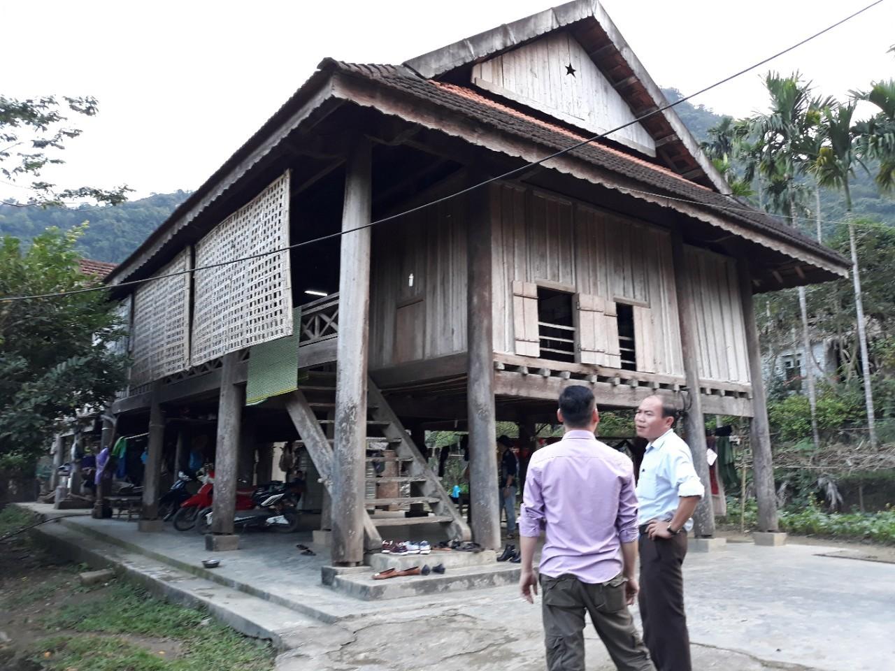 Kiến trúc dân tộc vùng núi phía Bắc 23