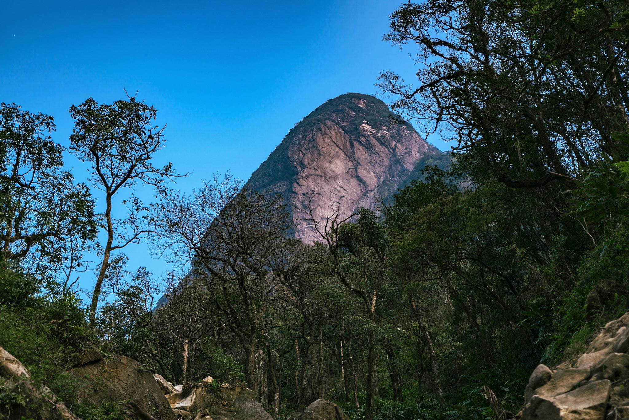 Nam Kang Ho Tao - đỉnh núi của huyền thoại (Ảnh sưu tầm)