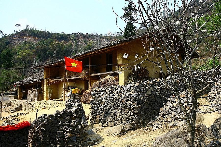 Kiến trúc dân tộc vùng núi phía Bắc 4