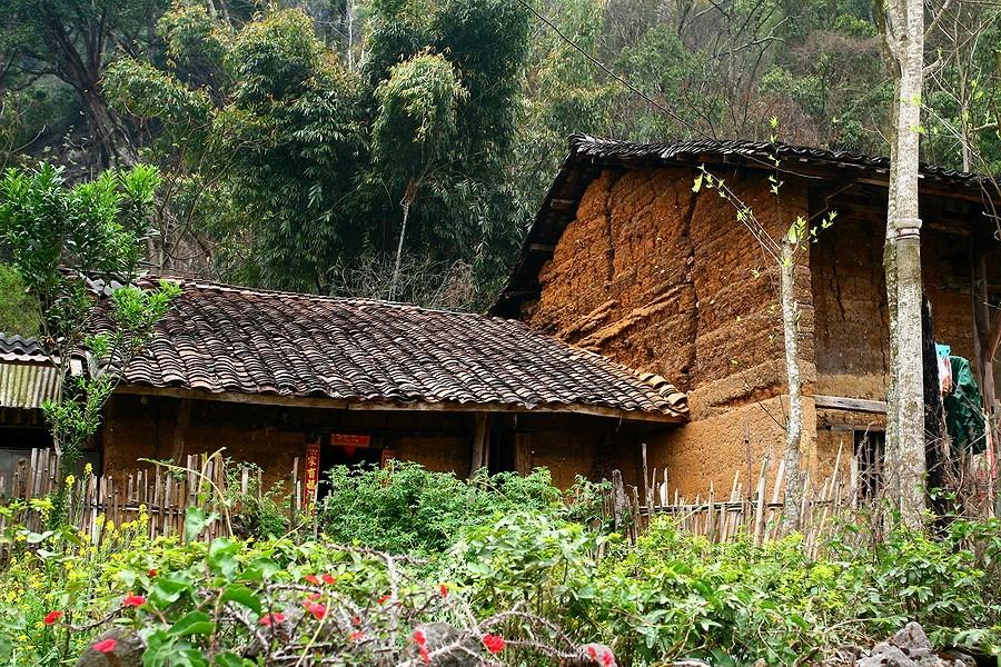 Kiến trúc dân tộc vùng núi phía Bắc 37