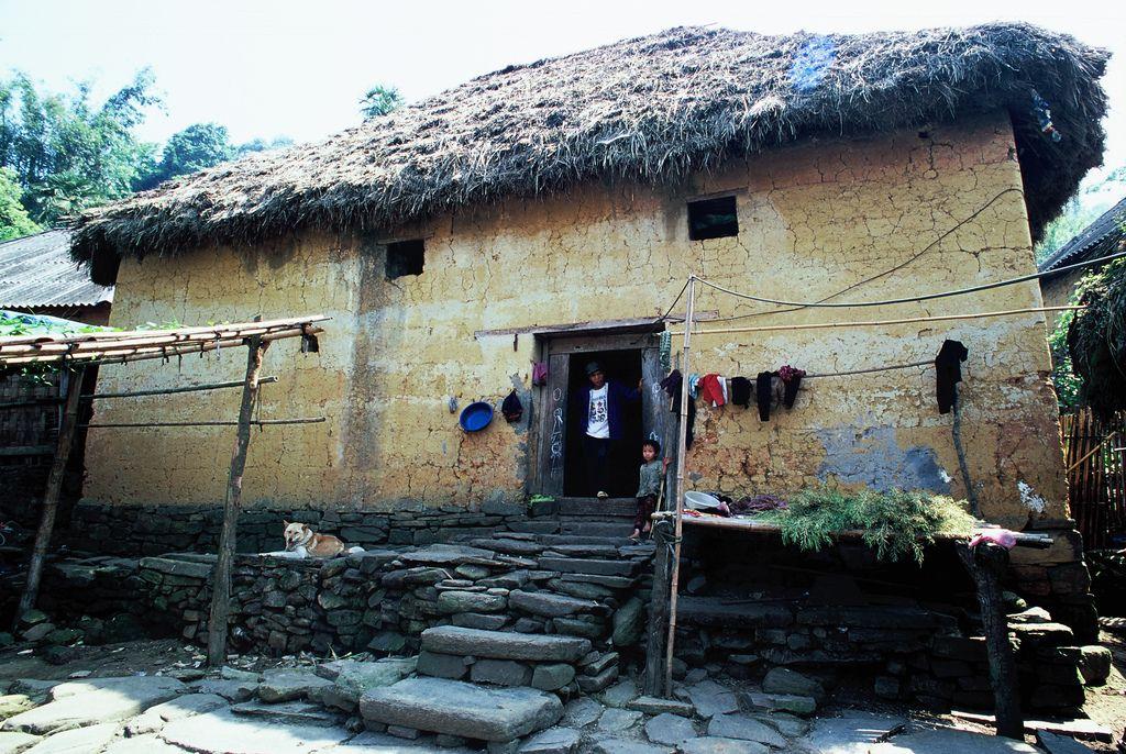 Kiến trúc dân tộc vùng núi phía Bắc 9