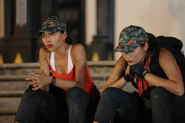 Cuộc đua kỳ thú Độ yêu thích của hai nàng hoa hậu Kỳ Duyên - Mỹ Linh