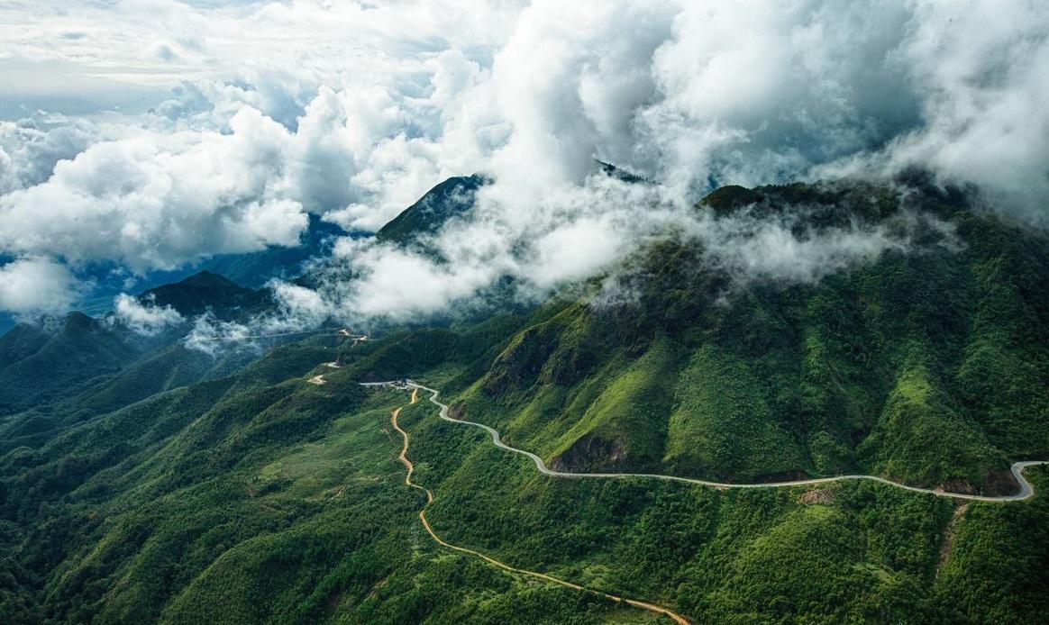 Địa điểm săn mây đẹp nhất trong tứ đại đỉnh đèo (Ảnh sưu tầm)