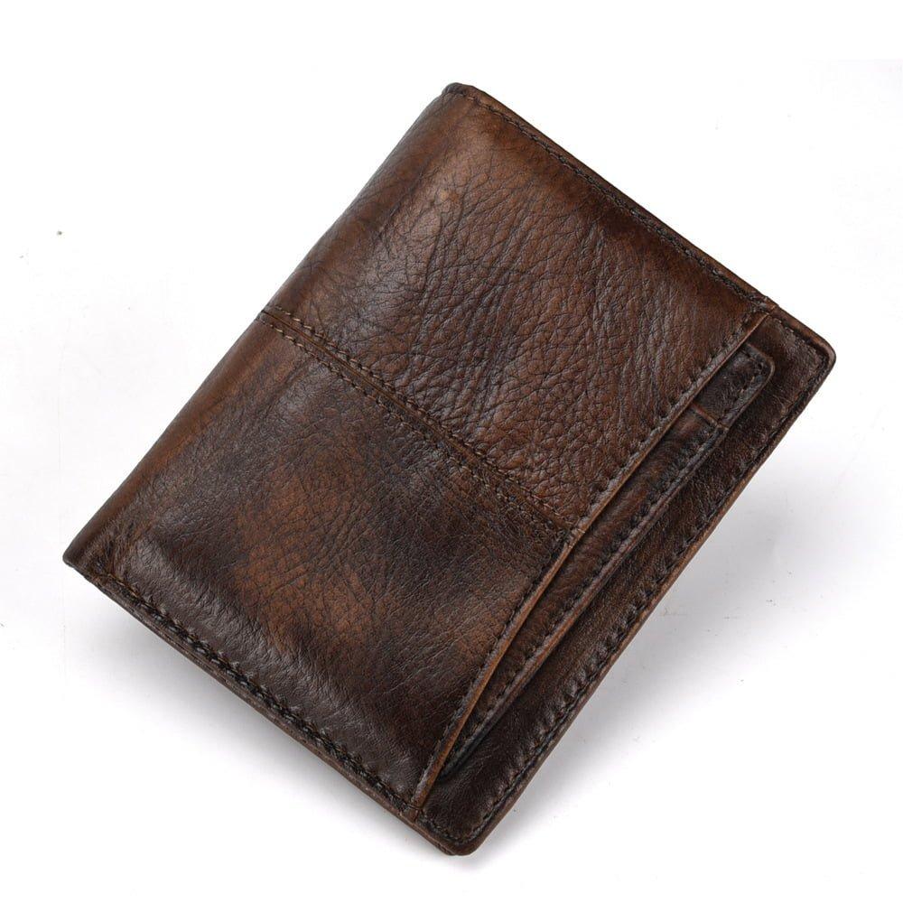 Mẹo chọn mua ví nam da bò cực chuẩn cho các bạn nam