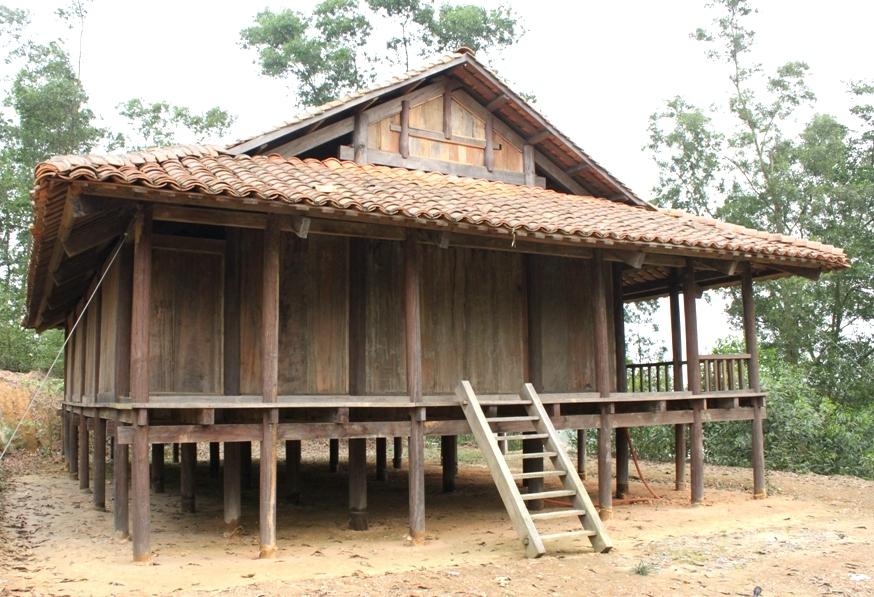 Kiến trúc dân tộc vùng núi phía Bắc 40