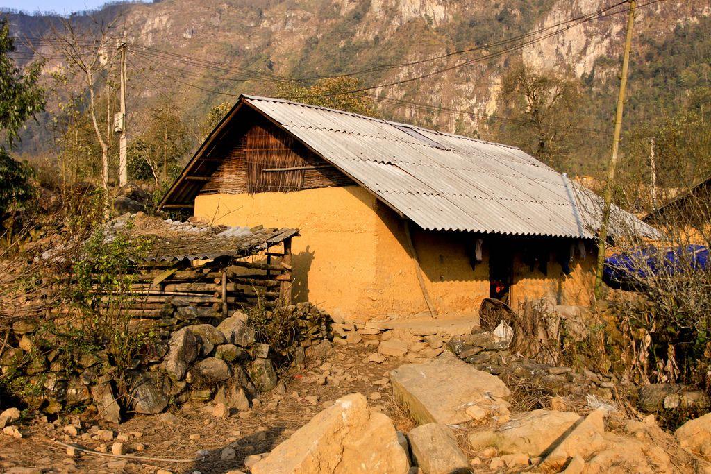 Kiến trúc dân tộc vùng núi phía Bắc 3