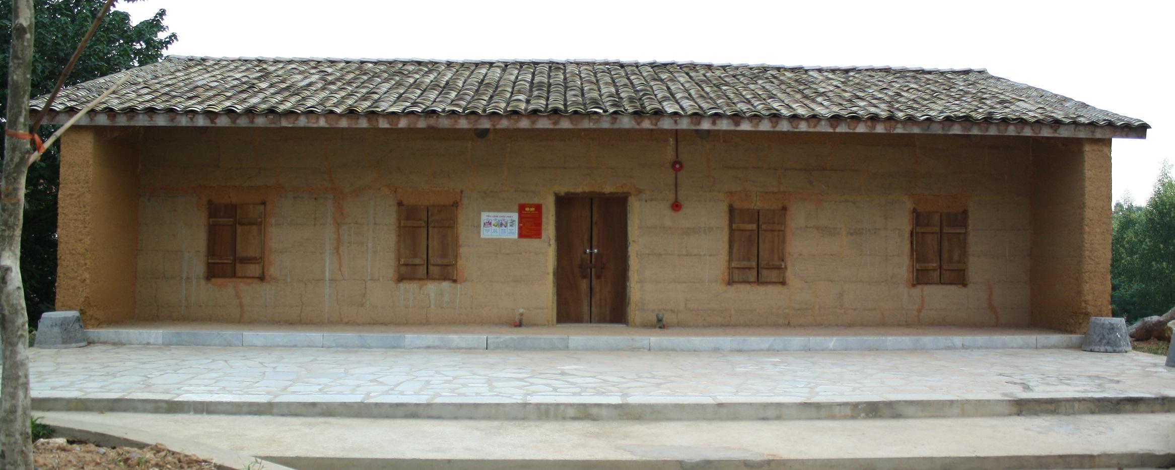 Kiến trúc dân tộc vùng núi phía Bắc 41