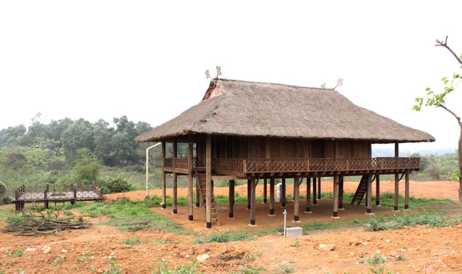 Kiến trúc dân tộc vùng núi phía Bắc 21