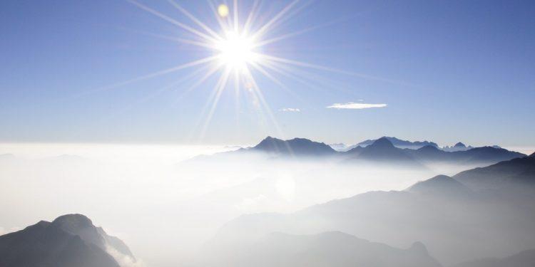 Những bức ảnh đẹp nhất trên đỉnh Phu Ta Leng (Ảnh sưu tầm)