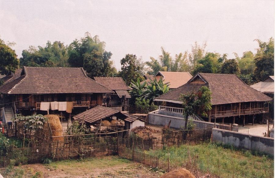 Kiến trúc dân tộc vùng núi phía Bắc 39