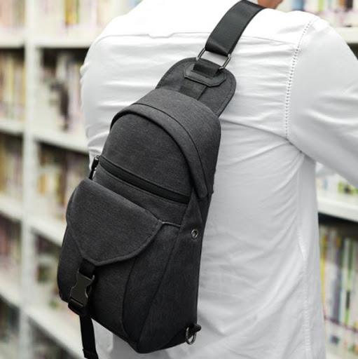 Túi đeo chéo nam chống nước 2