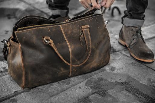 Túi xách nam du lịch 2