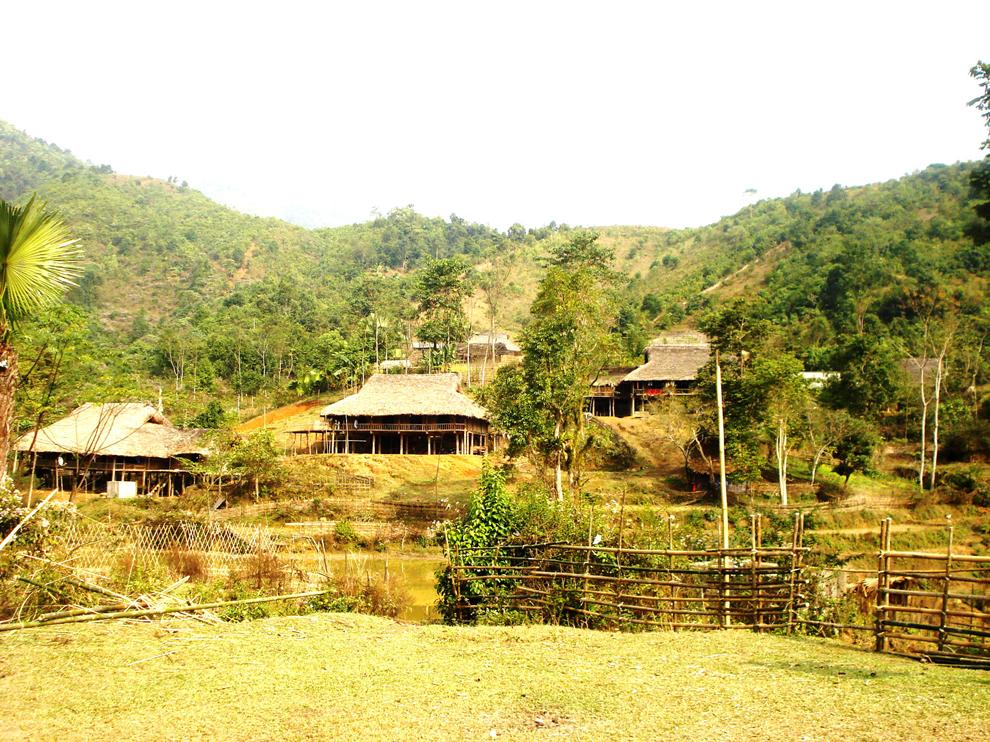 Kiến trúc dân tộc vùng núi phía Bắc 15