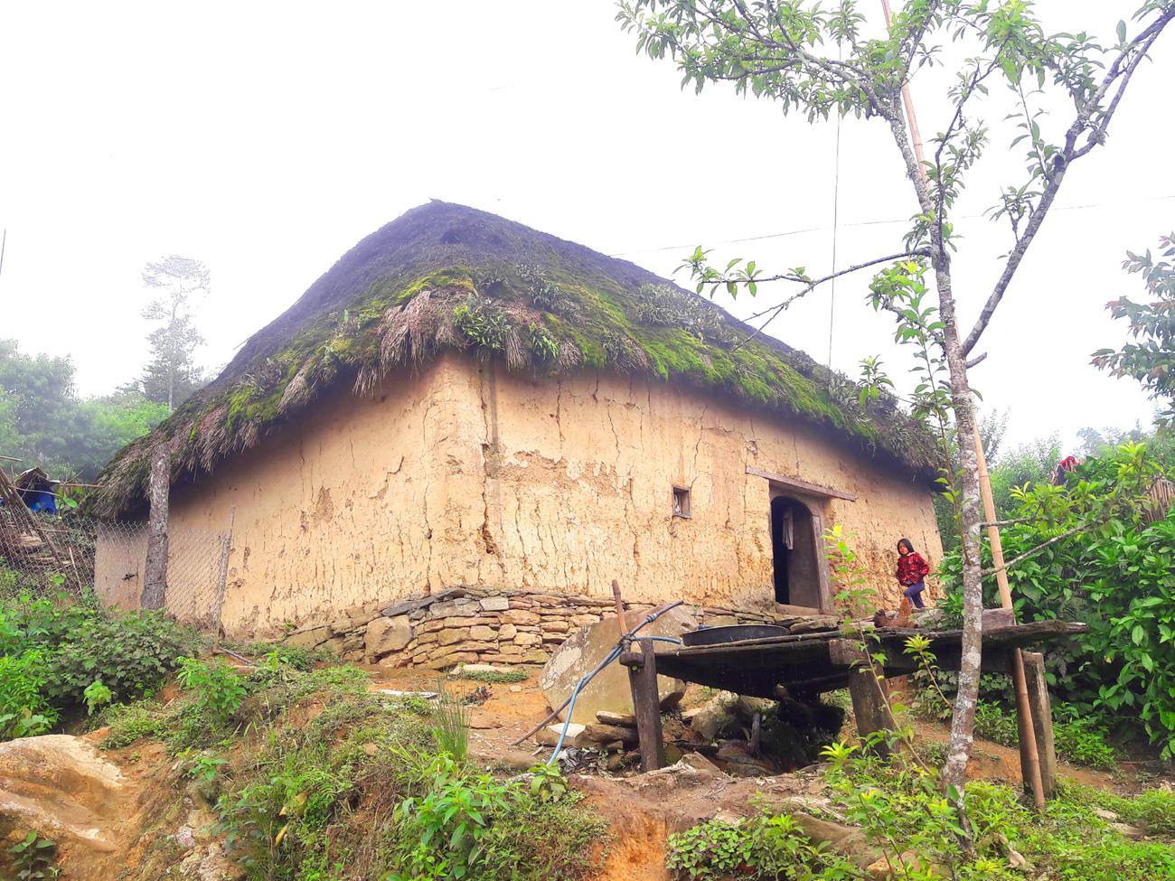 Kiến trúc dân tộc vùng núi phía Bắc 12