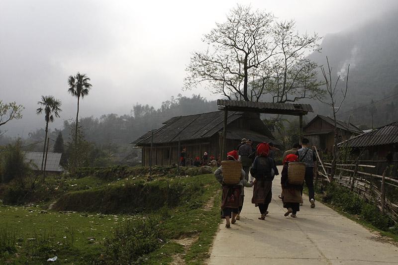 Kiến trúc dân tộc vùng núi phía Bắc 30
