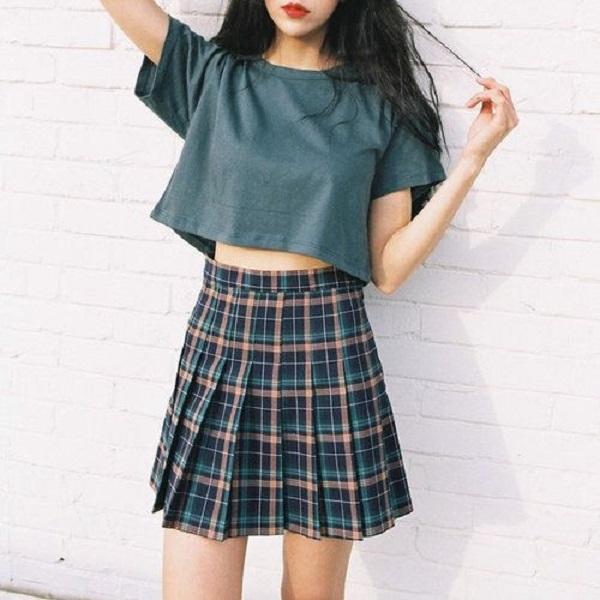 bộ quần áo croptop 7