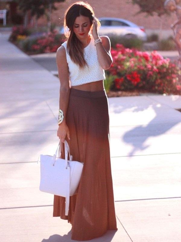 bộ quần áo croptop 5